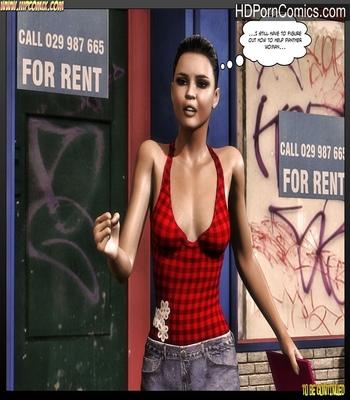Panther Girl 27 comic porn