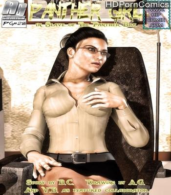 Porn Comics - Panther Girl 28