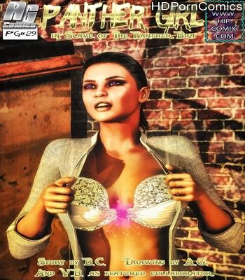 Porn Comics - Panther Girl 29