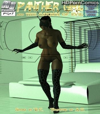Porn Comics - Panther Girl 7
