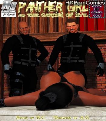 Porn Comics - Panther Girl 8