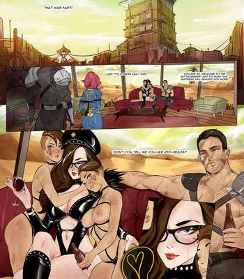 Paradise Falls 1 comic porn sex 003