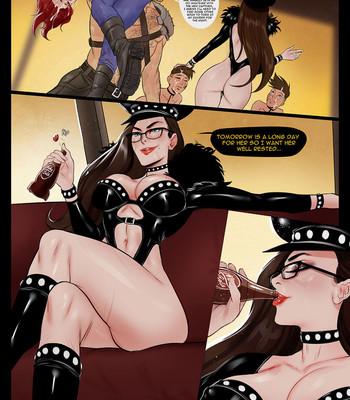 Paradise Falls 1 comic porn sex 013