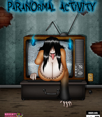 Porn Comics - Paranormal Activity