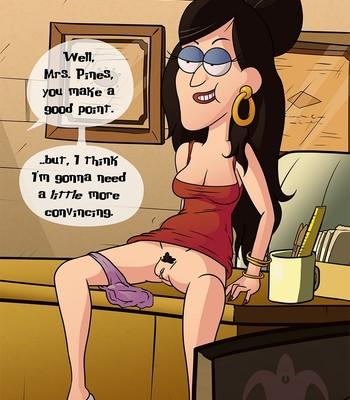 Porn Comics - Parent Teacher Meeting
