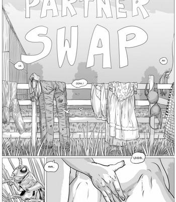 Porn Comics - Partner Swap