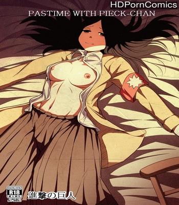 Porn Comics - Pastime With Pieck-Chan