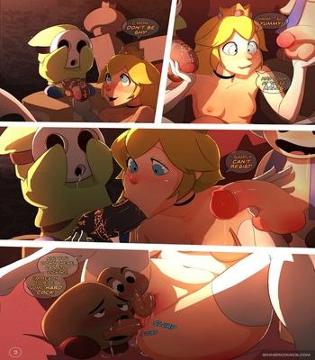 Peach-Princess 4 free sex comic