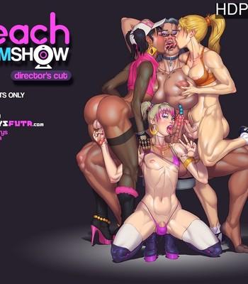 Porn Comics - Peach's Cam Show