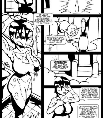 PeEVEed 1 - Eve's Bad Day comic porn sex 028