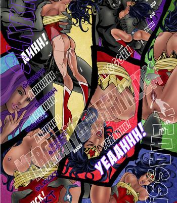 Penetrating Paradise comic porn sex 009