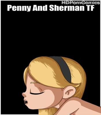 Porn Comics - Penny And Sherman TF