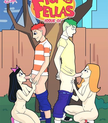 Porn Comics - Parody: Phineas And Ferb