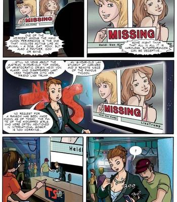 Pet Club - Kidnapped comic porn sex 002