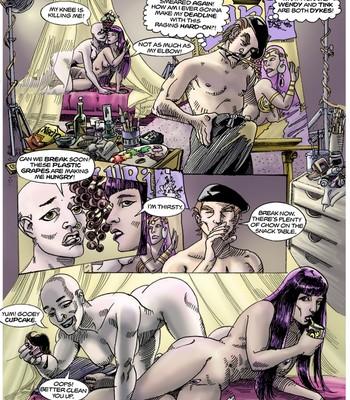 Porn Comics - Peter Penn – Amusing Muses
