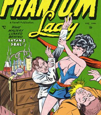 Porn Comics - Phantom Lady 1 – Ringside Racket