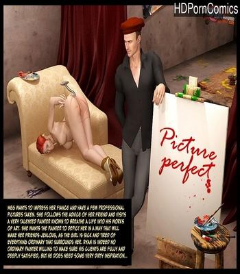 Porn Comics - Picture Perfect