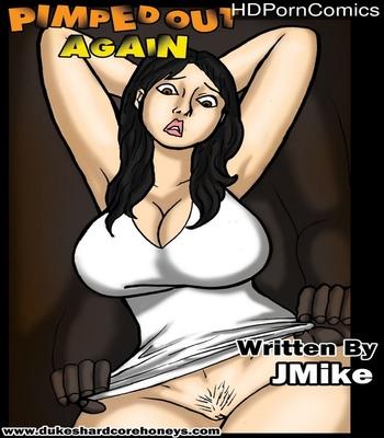 Porn Comics - Pimped Out 2