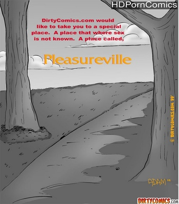 Porn Comics - Pleasureville