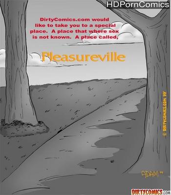 Porn Comics - Pleasureville