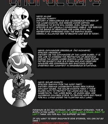 Pocket Monsters - Garden Of Eden 9 comic porn sex 002