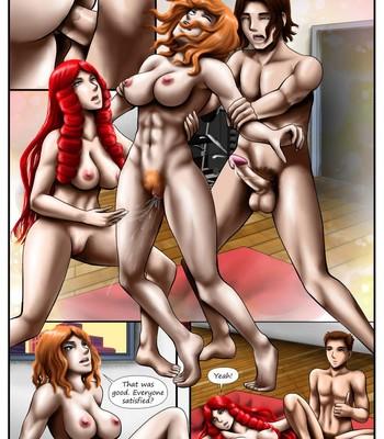 Point Zero comic porn sex 113