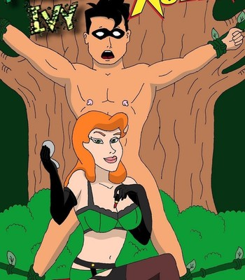 Porn Comics - Poison Ivy & Robin – Elicitation Of His Intimate Seed