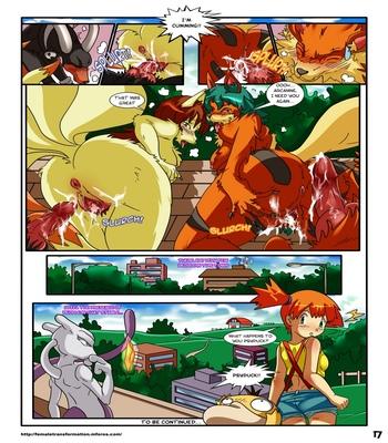 Pokemaidens 2 comic porn