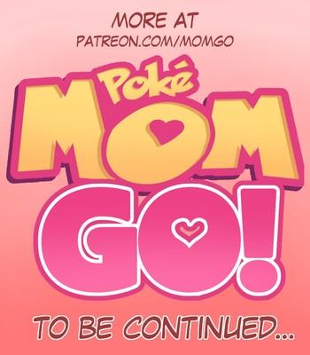 PokeMom Go! 1 comic porn sex 012