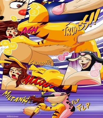 Pokemon-Sexxxarite-Tournament-Pikachu-VS-Milta 16 free sex comic