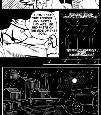 Pokenoir (A Silver Soul Spinoff) comic porn sex 026