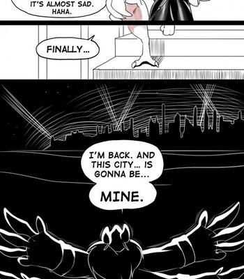 Pokenoir (A Silver Soul Spinoff) comic porn sex 037