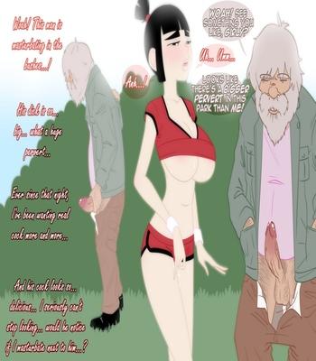 Pole-Position 4 free sex comic