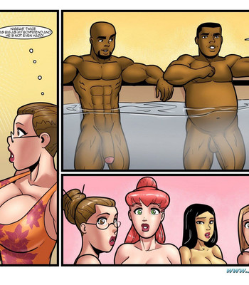 Pool Party comic porn sex 021