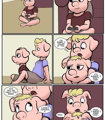 Pork Butt comic porn sex 008