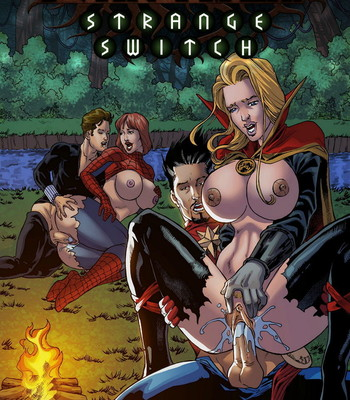 Porn Comics - Porn Of The Realms – Strange Switch