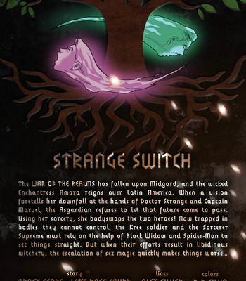 Porn Of The Realms – Strange Switch comic porn sex 002