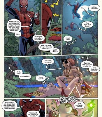 Porn Of The Realms – Strange Switch comic porn sex 003