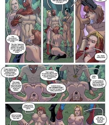 Porn Of The Realms – Strange Switch comic porn sex 005