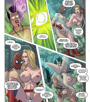 Porn Of The Realms – Strange Switch comic porn sex 007
