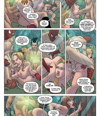 Porn Of The Realms – Strange Switch comic porn sex 009