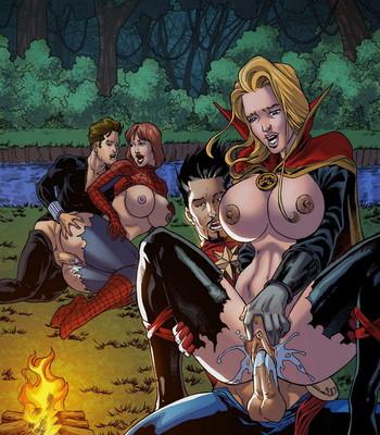 Porn Of The Realms – Strange Switch comic porn sex 011