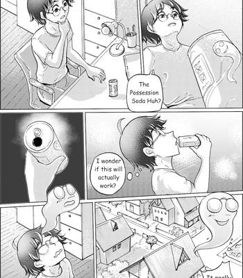 Porn Comics - Possession Soda 1