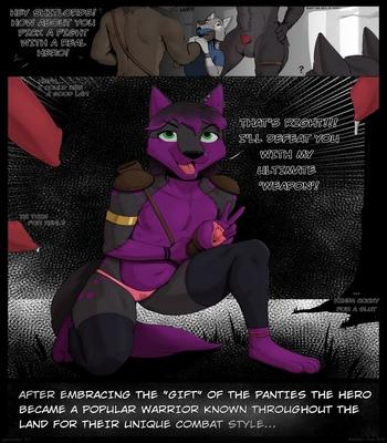 Power-Leveling 3 free sex comic