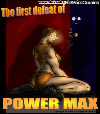 Porn Comics - Power Max 1