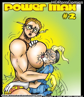 Porn Comics - Power Max 2