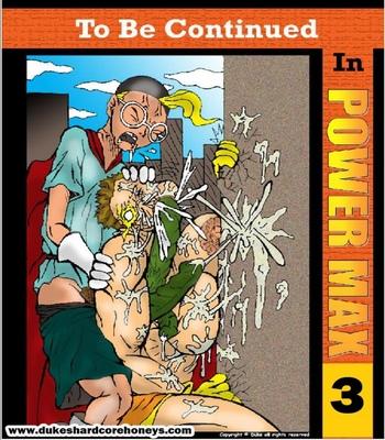 Power Max 2 comic porn