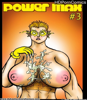 Porn Comics - Power Max 3