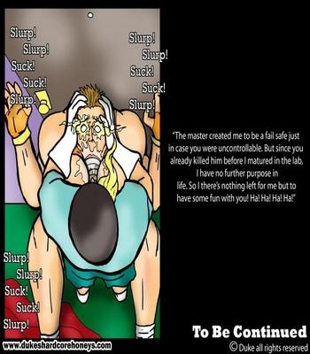 Power Max 3 comic porn