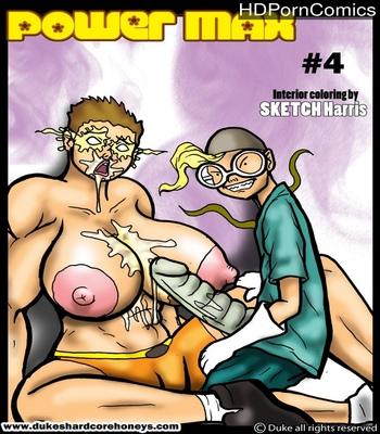 Porn Comics - Power Max 4
